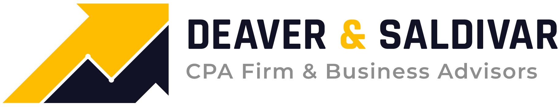 Deaver & Saldivar CPA Firm, LLC Logo